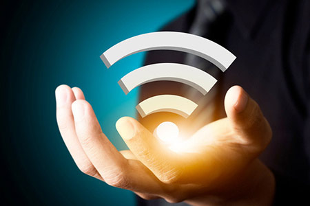 installation wifi